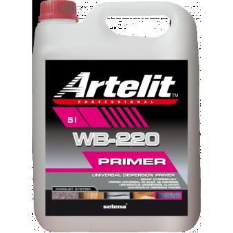 Грунтовка под клей Artelit WB-222 (5 кг)