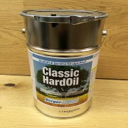 Масло с твердым воском Berger Classic Hard Oil (1 л)