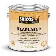 Бесцветная лазурь Saicos Klarlazur (2.5 л)
