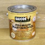 Масло с твердым воском Saicos Hartwachsol Premium (10 л)
