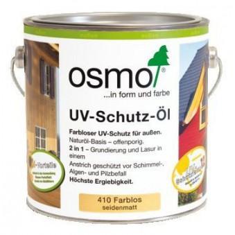 Защитное масло с УФ-фильтром Osmo UV Schutz-Ol (2.5 л)