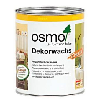 Цветное масло Osmo Dekorwachs Creativ (2.5 л)