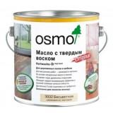 Масло с твердым воском Osmo Hartwachs-Ol (10 л)