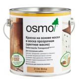 Цветное масло Osmo Dekorwachs Transparent (0.75 л)
