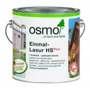 Однослойная лазурь Osmo Einmal-Lasur HS Plus (0.75 л)