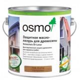 Защитное масло-лазурь Osmo Holzschutz Ol-Lasur (2.5 л)