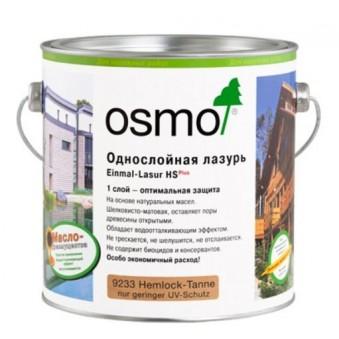 Однослойная лазурь Osmo Einmal-Lasur HS Plus (2.5 л)