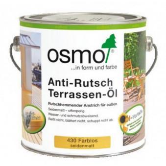 Масло для террас антискользящее Osmo Anti-Rutsch Terrasen-Ol (2.5 л)
