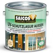 Защитная лазурь с УФ-фильтром Saicos UV-Schutzlasur Aussen (0.75 л)