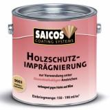 Защитная пропитка Saicos Holzschutz-Impragnierungen (2.5 л)