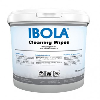 Салфетки Ibola Cleaning Wipes (70 шт)