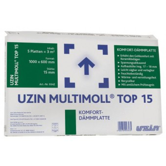 Подложка Uzin Multimoll Top 15