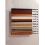 Цветной пробковый компенсатор 900х15х7 мм (14 цветов)