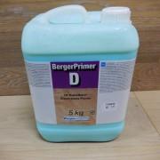Грунтовка под клей Berger Primer D (5 кг)