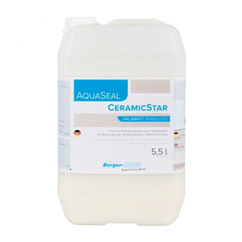 Лак Berger Aqua-Seal CeramicStar (5.5 л)