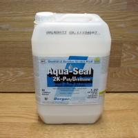 Лак с экстремально высокой прочностью - Berger Aqua-Seal 2K PU