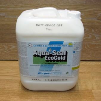 Лак Berger Aqua-Seal EcoGold (10 л)