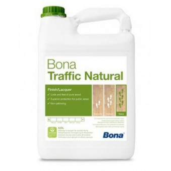Лак Bona Traffic Natural (5 л)