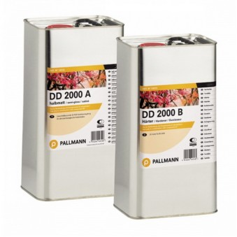 Лак Pallmann DD 2000 A+B (10 л)