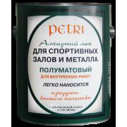 Лак Petri Spar Gym (3.78 л)