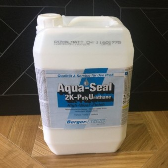 Лак Berger Aqua-Seal RoyalMatt (5.5 л)