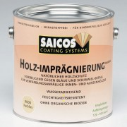 Пропитка Saicos Holz-Impragnierung Biozidfrei (0.75 л)