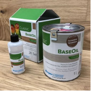 Цветное масло Berger Base Oil Color 2K (1.1 л)