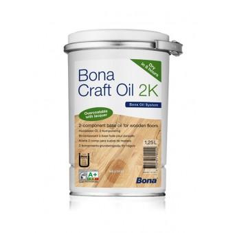 Цветное масло Bona Craft Oil 2K (1.25 л)