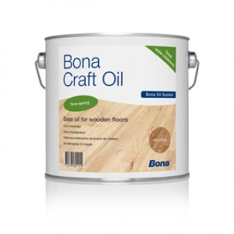 Цветное масло Bona Craft Oil (2.5 л)