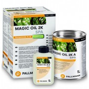 Цветное масло Pallmann Magic Oil 2K (1 л)