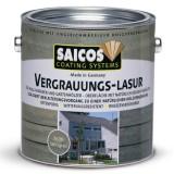 Серая лазурь Saicos Vergrauungs-Lasur (2.5 л)