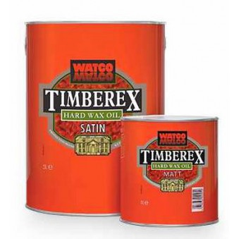 Масло с твердым воском Timberex Hard Wax Oil (1 л)