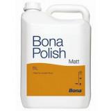 Средство для ухода за лаком Bona Polish (5 л) (глянцевый/матовый)